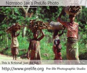 Namsoo Lee's PreLife Photo