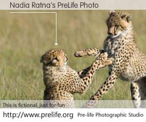 Nadia Ratna's PreLife Photo