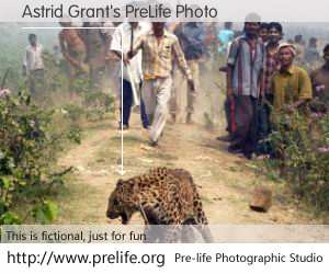 Astrid Grant's PreLife Photo
