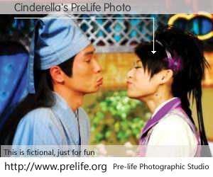 Cinderella's PreLife Photo