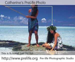 Catherine's PreLife Photo
