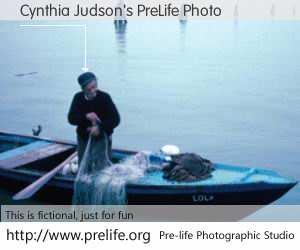 Cynthia Judson's PreLife Photo