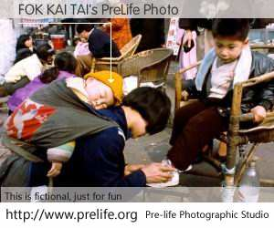 FOK KAI TAI's PreLife Photo