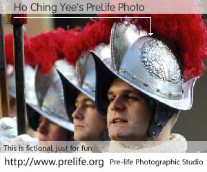 Ho Ching Yee's PreLife Photo