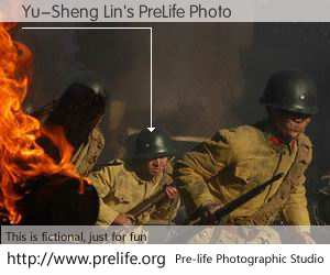 Yu-Sheng Lin's PreLife Photo