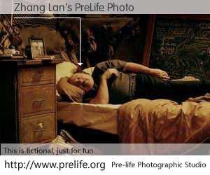 Zhang Lan's PreLife Photo