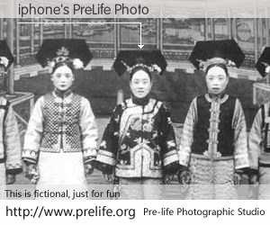 iphone's PreLife Photo