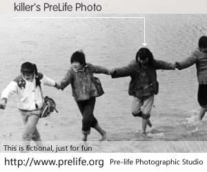 killer's PreLife Photo