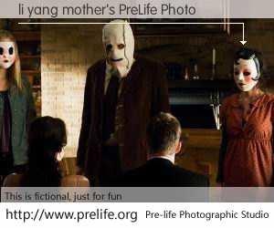 li yang mother's PreLife Photo