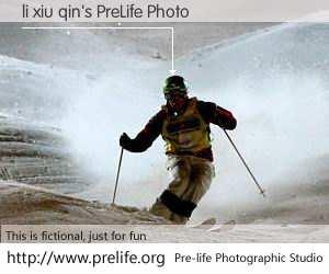 li xiu qin's PreLife Photo