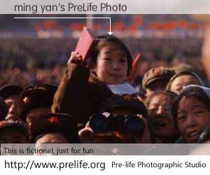 ming yan's PreLife Photo