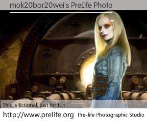 mok20bor20wei's PreLife Photo