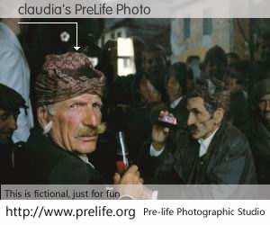 claudia's PreLife Photo