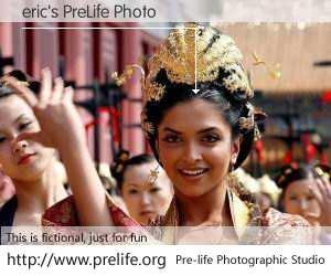 eric's PreLife Photo