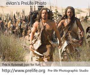 evian's PreLife Photo