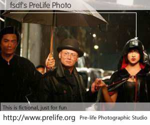 fsdf's PreLife Photo