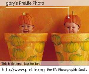 gary's PreLife Photo