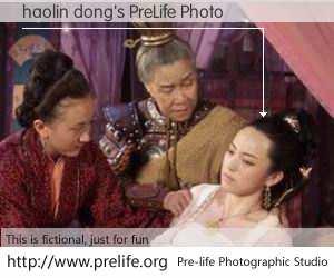 haolin dong's PreLife Photo