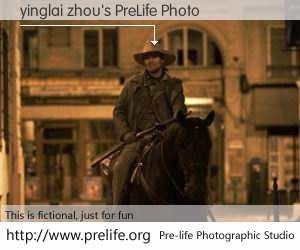 yinglai zhou's PreLife Photo