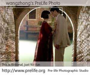 wangzhong's PreLife Photo