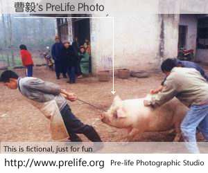 曹毅's PreLife Photo