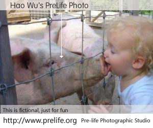 Hao Wu's PreLife Photo