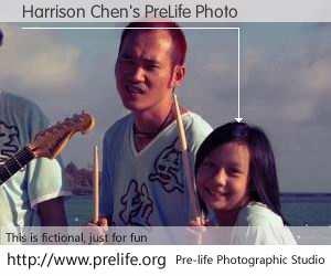 Harrison Chen's PreLife Photo