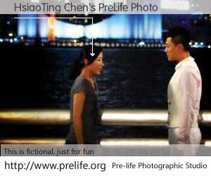 HsiaoTing Chen's PreLife Photo