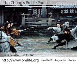 Lin Chang's PreLife Photo