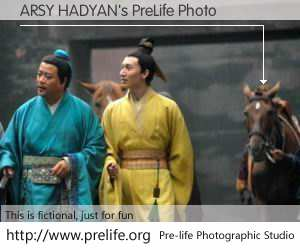 ARSY HADYAN's PreLife Photo