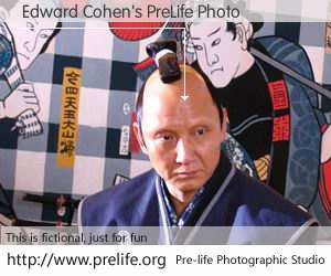 Edward Cohen's PreLife Photo