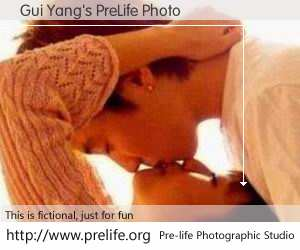 Gui Yang's PreLife Photo