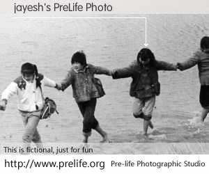 jayesh's PreLife Photo