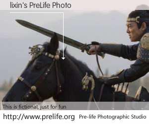 lixin's PreLife Photo