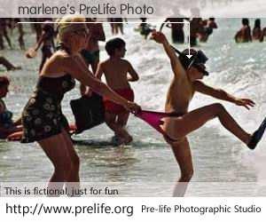 marlene's PreLife Photo