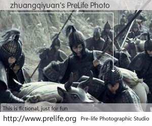 zhuangqiyuan's PreLife Photo