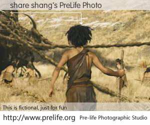 share shang's PreLife Photo