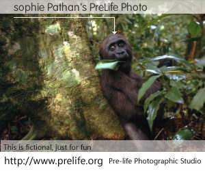 sophie Pathan's PreLife Photo