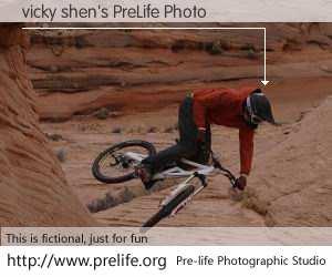 vicky shen's PreLife Photo