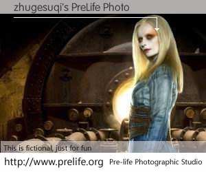 zhugesuqi's PreLife Photo