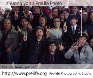zhuang yan's PreLife Photo