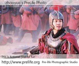 zhaoyue's PreLife Photo