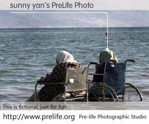 sunny yan's PreLife Photo