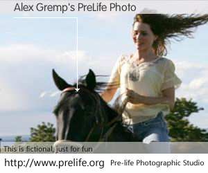 Alex Gremp's PreLife Photo