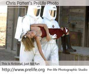 Chris Patten's PreLife Photo