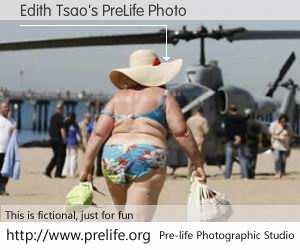 Edith Tsao's PreLife Photo