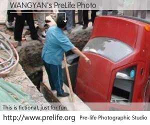 WANGYAN's PreLife Photo