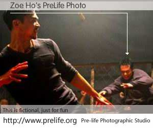 Zoe Ho's PreLife Photo