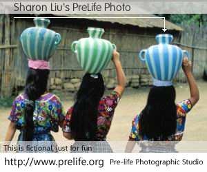Sharon Liu's PreLife Photo