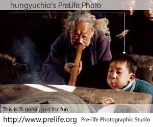 hungyuchia's PreLife Photo